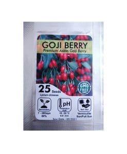 Benih Goji Berry 25 Biji – Kemasan Foil